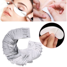 Load image into Gallery viewer, 100/200/300 Pairs Wholesale Eyelash Patches Grafting Eyelashes Under Pads Lash For Eyelash Extension Makeup Tools Paper Sticker - My Little Decors.com