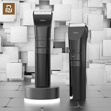 Load image into Gallery viewer, Youpin RIWA Electric Hair Clipper USB Rechargeable Hair Clipper For Men Professional Hair Trimmer Machine LED Display Clippers - My Little Decors.com