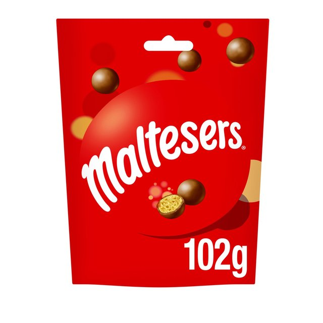 Maltesers Chocolate Pouch 102g - 3.5oz