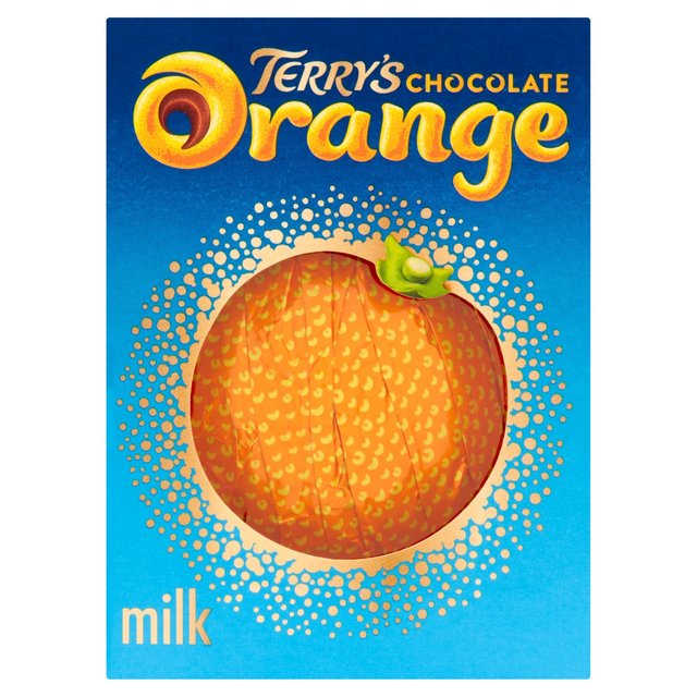 Terry's Milk Chocolate Orange 157g - 5.5oz