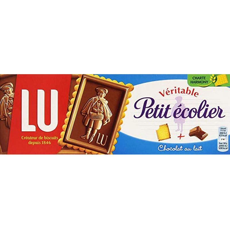 LU Petit Ecolier Milk Chocolate 150g - 5.2oz