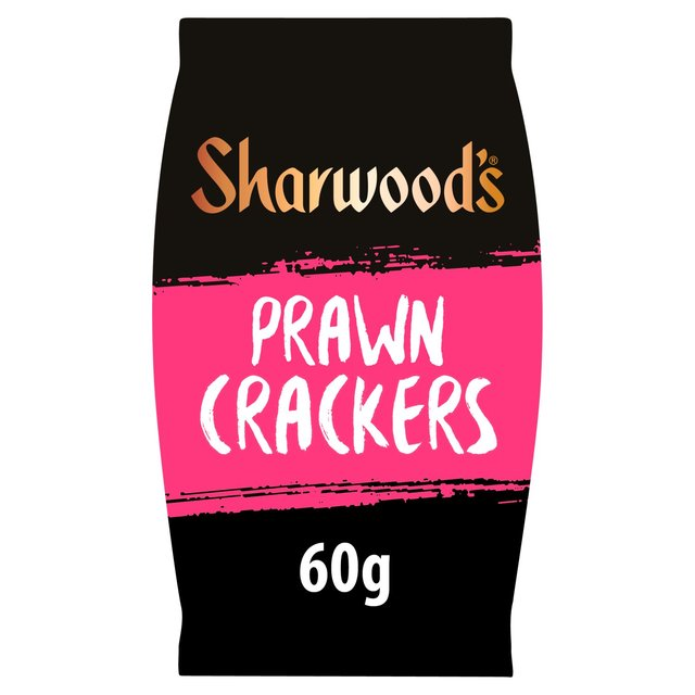 Sharwoods Ready To Eat Prawn Crackers 60g - 2.1oz