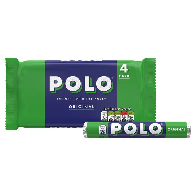 Polo Original Mints 4 Pack