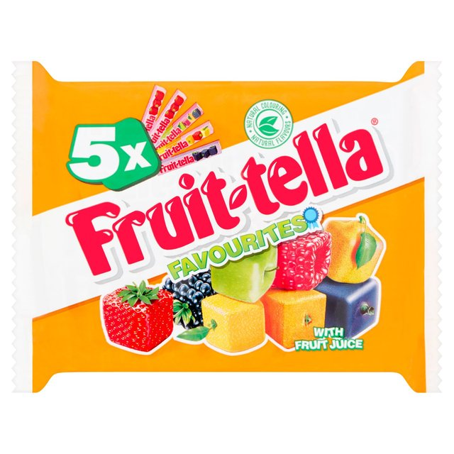 Fruittella Chewy Mix Mutlipack 5 Pack