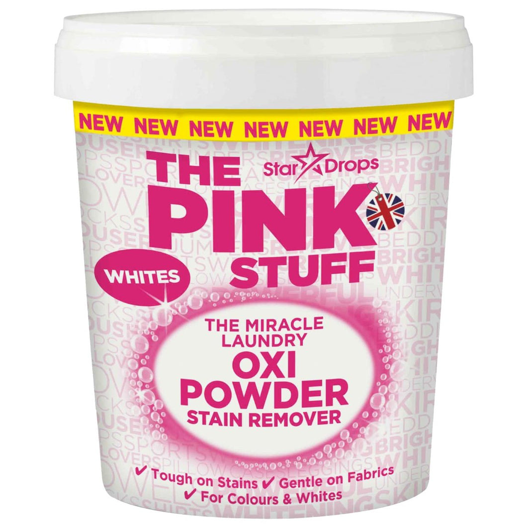 Stardrops The Pink Stuff Oxi Powder Stain Remover 1kg