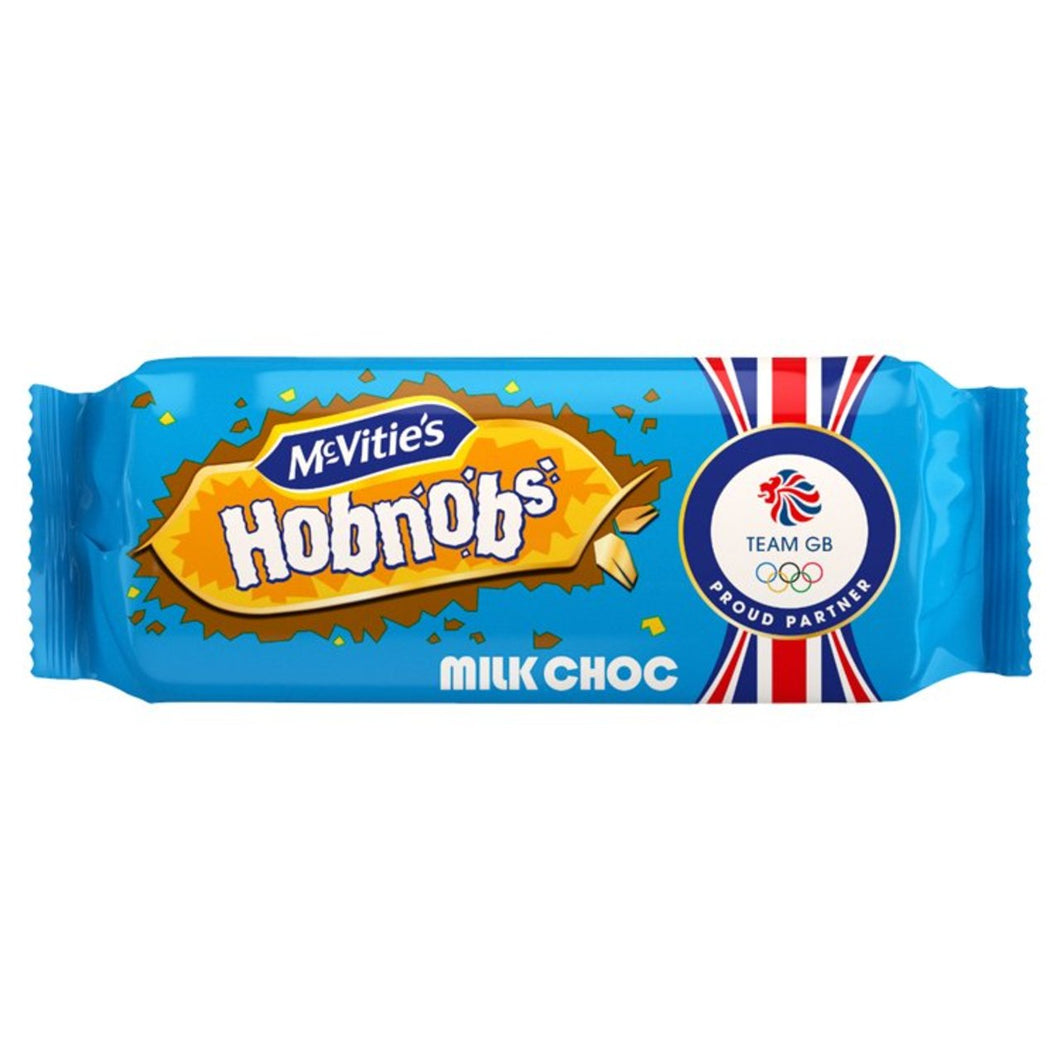 McVitie's Milk Chocolate Hobnobs 262g - 9.3oz