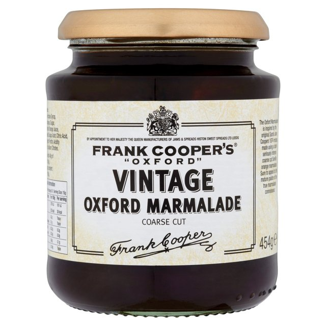 Frank Coopers Oxford Vintage Marmalade 454g - 16oz
