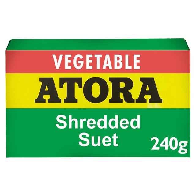 Atora Vegetable Shredded Suet 240g - 8.4oz
