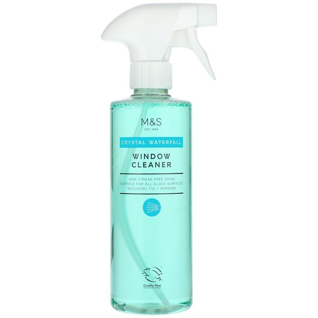 M&S Crystal Window Cleaner 500ml - 16.9fl oz