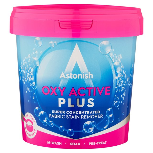 Astonish Oxy Plus Stain Remover 1kg - 35oz