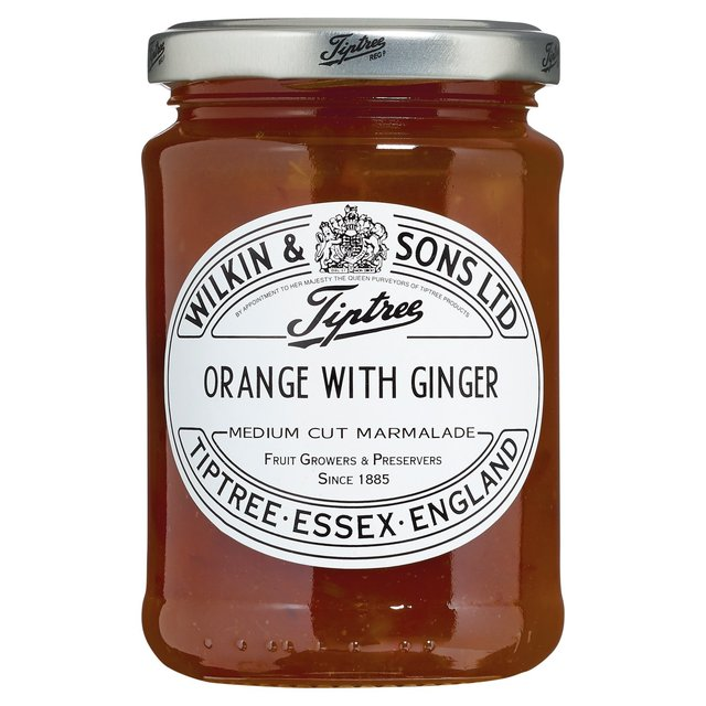 Tiptree Orange & Ginger Marmalade 340g