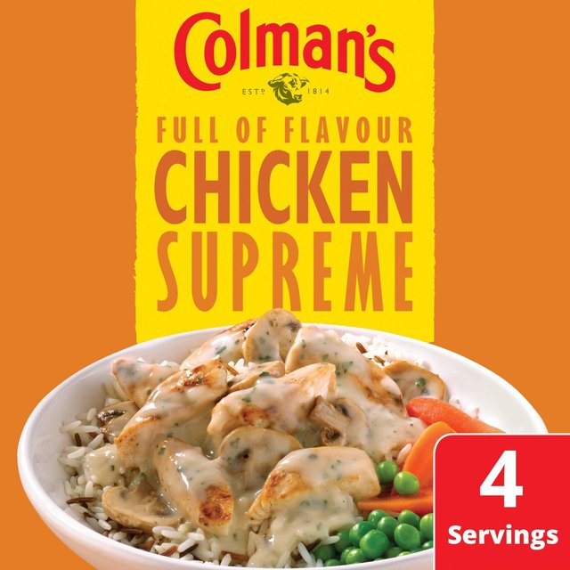 Colman's Chicken Supreme Recipe Mix 38g - 1.3oz