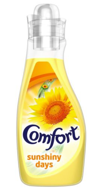 Comfort Sunshiny Days Fabric Conditioner 750ml - 25.3fl oz