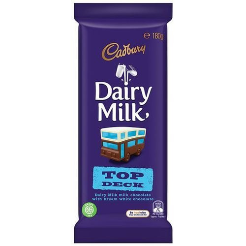 Cadbury Top Deck 180g - 6.3oz