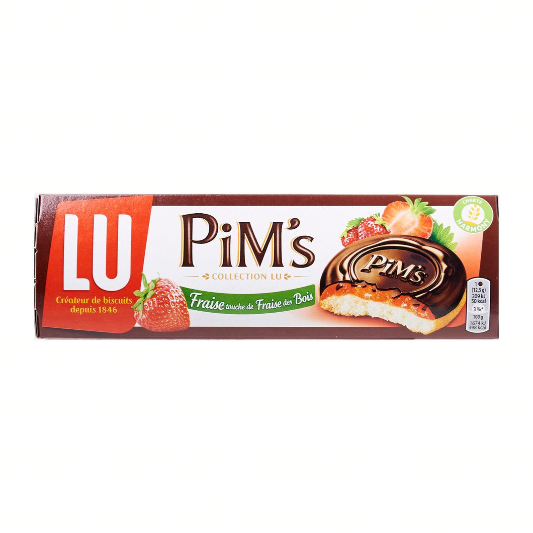 LU Pim's Strawberry & Wild Strawberry 150g - 5.2oz