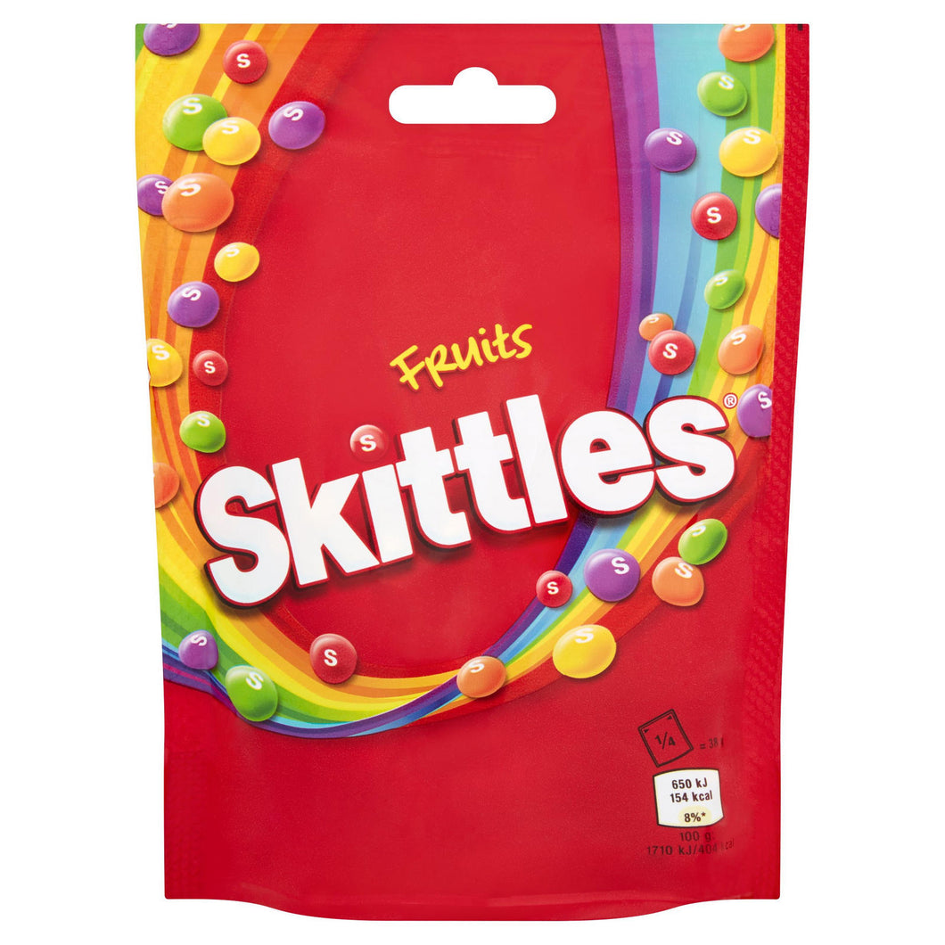 Skittles Fruits Pouch 152g - 5.3oz