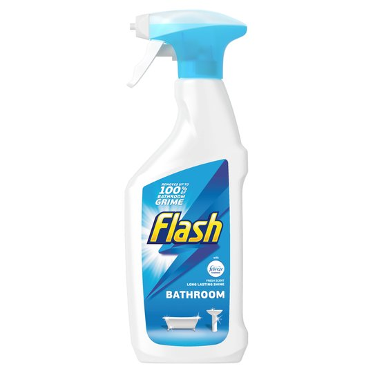 Flash Bathroom Spray 500ml - 16.9fl oz