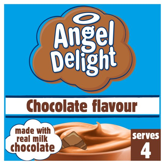 Angel Delight Chocolate Flavour 59g - 2oz