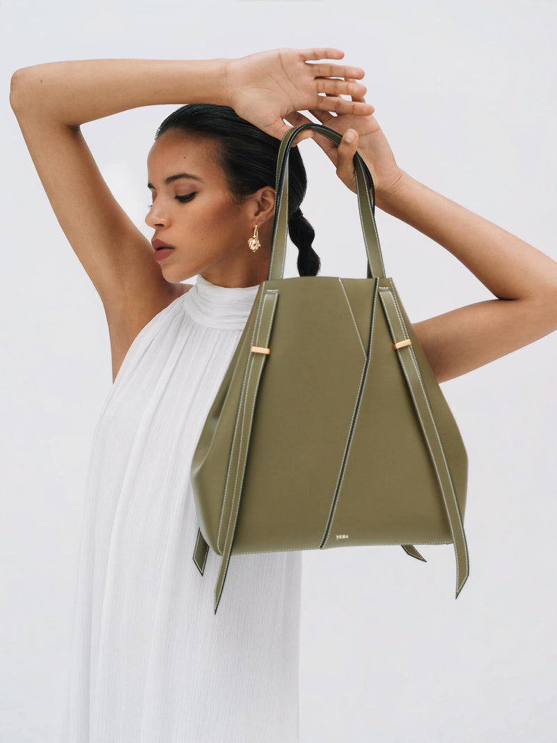 AYO TOTE Medium Olive
