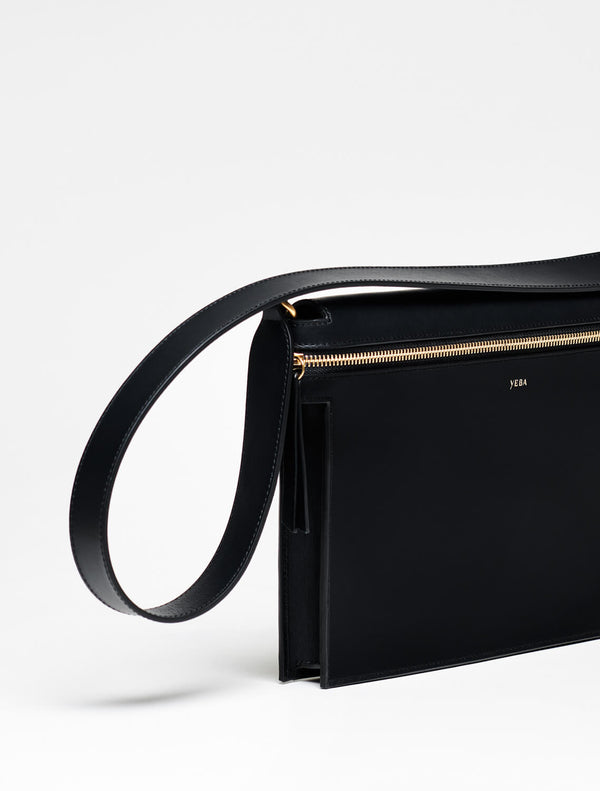 TIWA clutch black