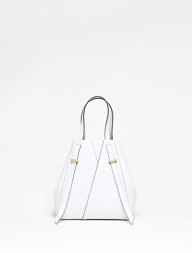 AYO TOTE Mini White
