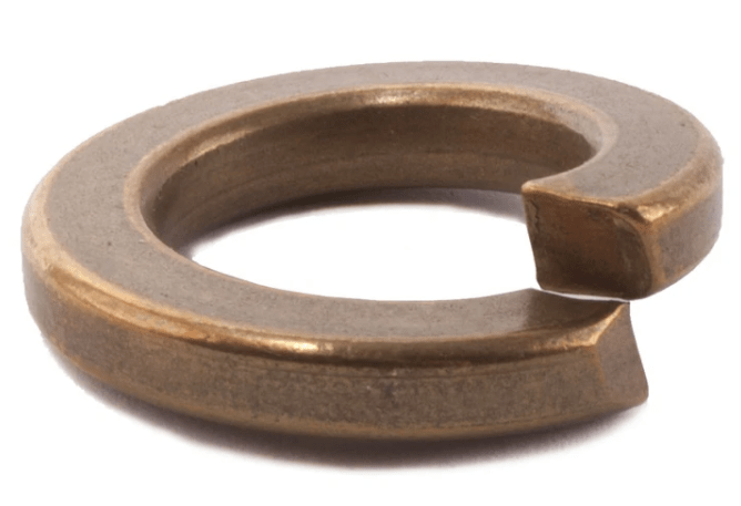 Silicon Bronze Lock/Split Washers - FairWindFasteners