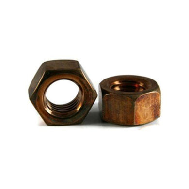 Silicon Bronze Hex Nuts - FairWindFasteners