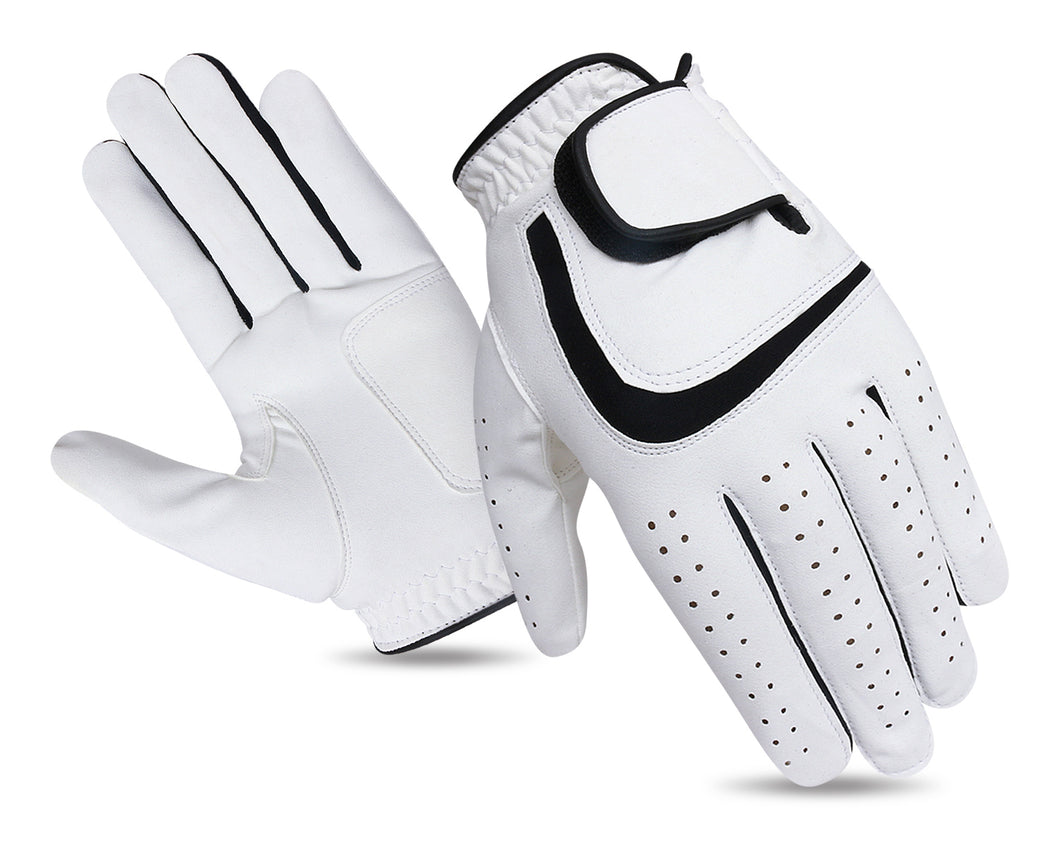 Full Cabretta Leather Gloves