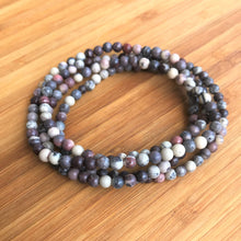 Load image into Gallery viewer, Porcelain Jasper Mini Bead Bracelet