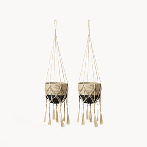 Plant Hanger - Bitan (Set of 2)