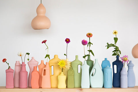 The Bottle Vase Projekt von Foekje Fleur