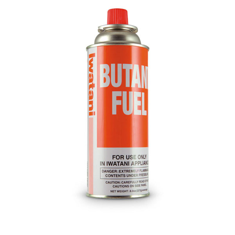 BUTANE CHEF TORCH FUEL