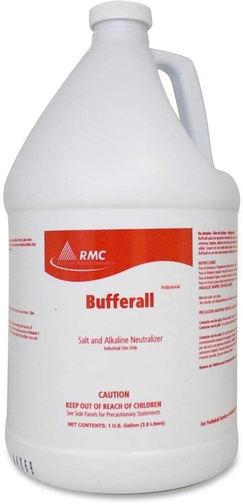 BUFFERAL/WINTRINSE 3.8lt. 4/CS STAIN REMOVER ROCMID