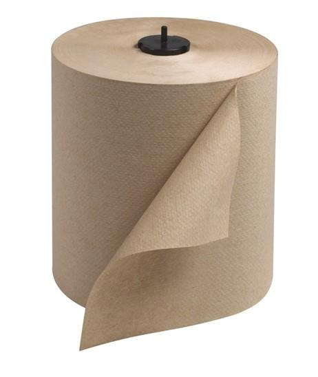 "8""X700' KRAFT ROLL TOWEL TORKMATIC 6/CASE 1 PLY"