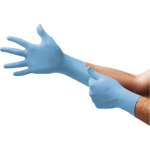 Blue Nitrile Small Examination Glove 250per Box