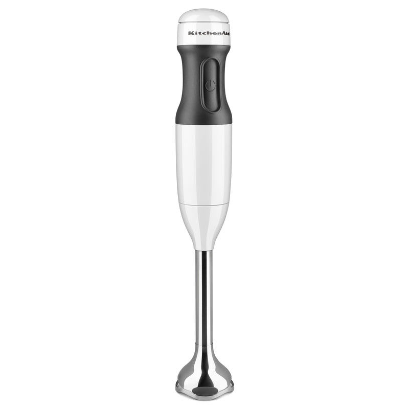 HAND IMMERSION BLENDER WHITE 2 SPEED KITCHENAID