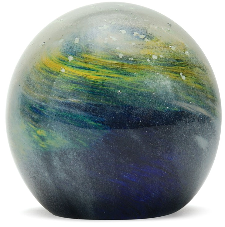 Glow-in-the-Dark Cosmic Dust Paperweight