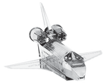 Metal Earth - Space Shuttle (Atlantis) 3D Metal Model Kit
