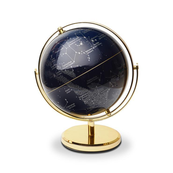 Night Sky Globe8 Swivel Stand