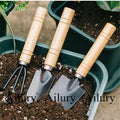 3pcs set small gardening shovel garden tools,