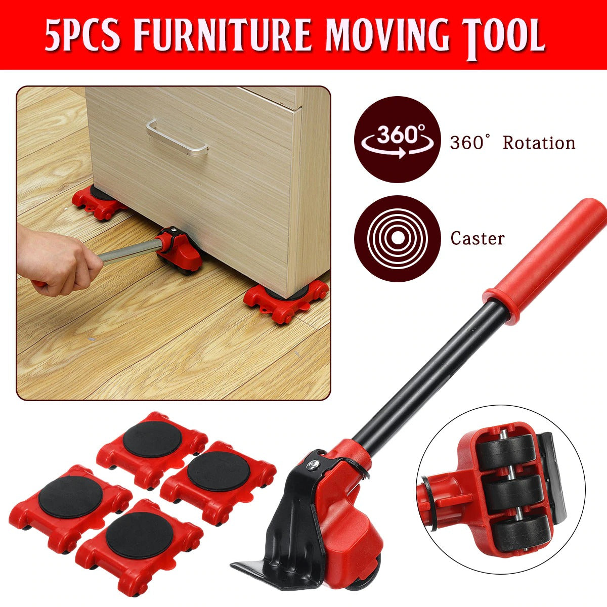 Furniture Lifter Tool