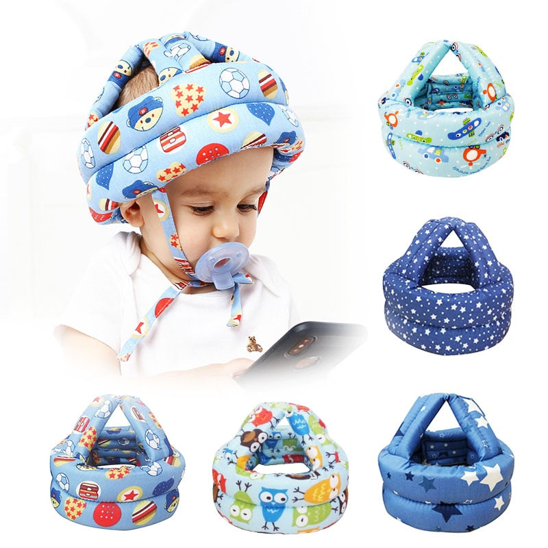 Helmpam- Adjustable Baby Head Protector