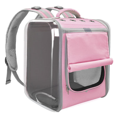 Pet  Breathable Backpack
