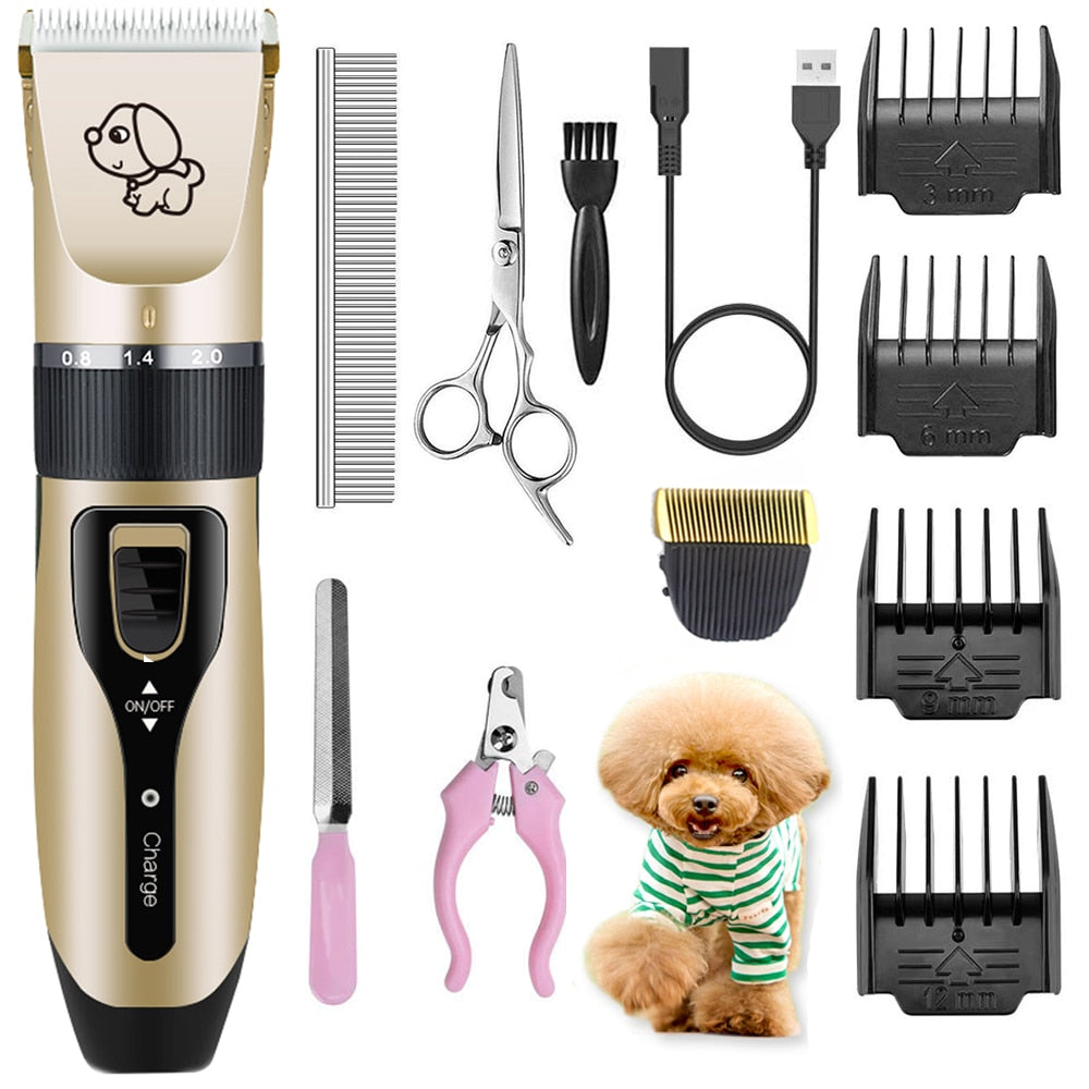 ClipPal- Pet Grooming Kit