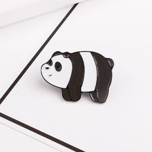 Load image into Gallery viewer, Panda Pins