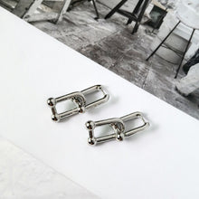 Load image into Gallery viewer, French Chic O Shaped Earrings