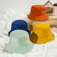 Load image into Gallery viewer, Plain Bucket Hats