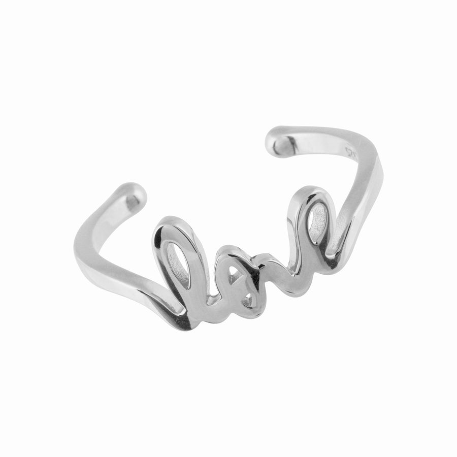 Pure Love Ring, Silber