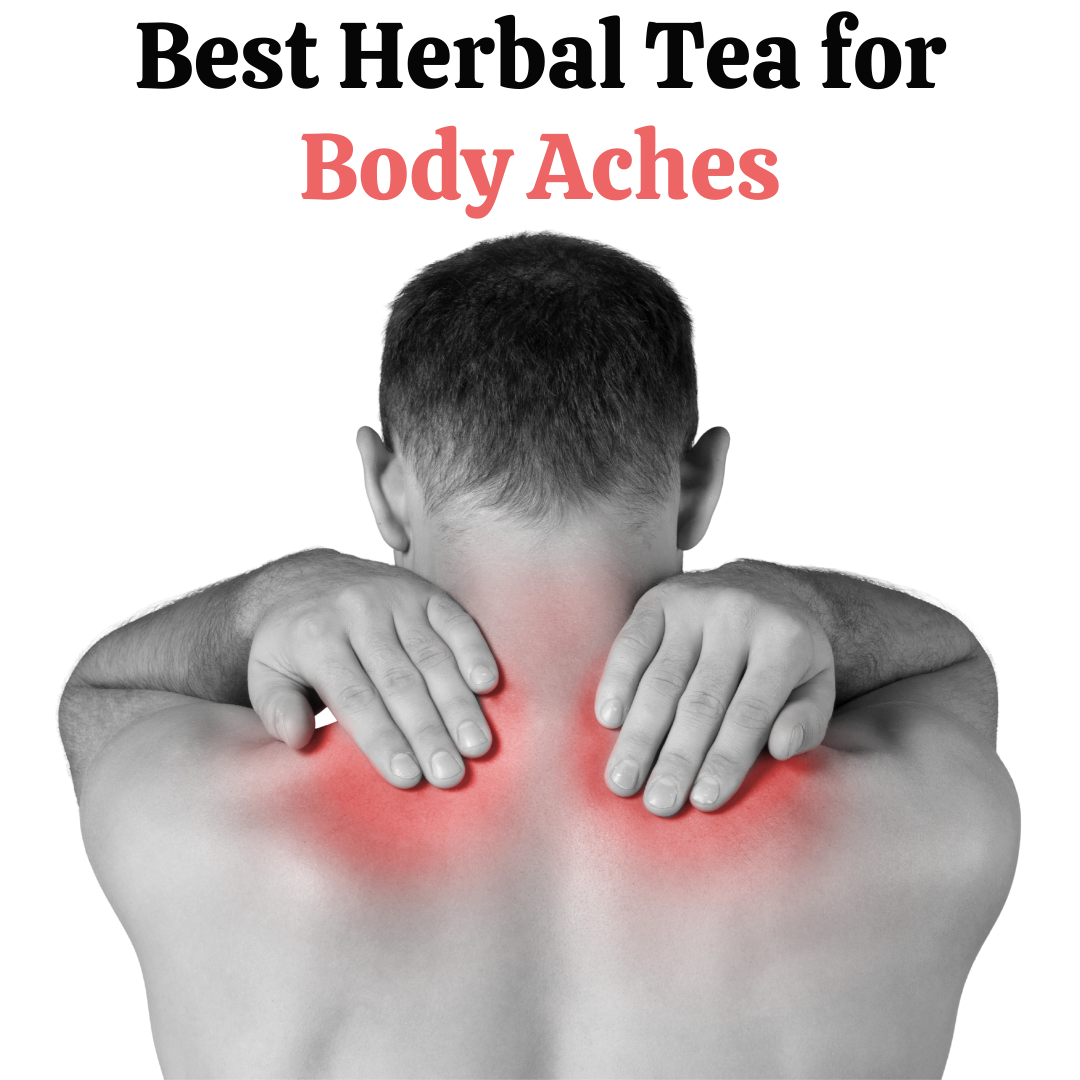 Best Herbal Tea for Body Aches