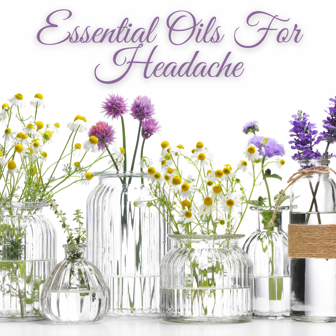 Essential Oils For Headache